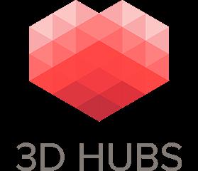 Logo 3dhubs